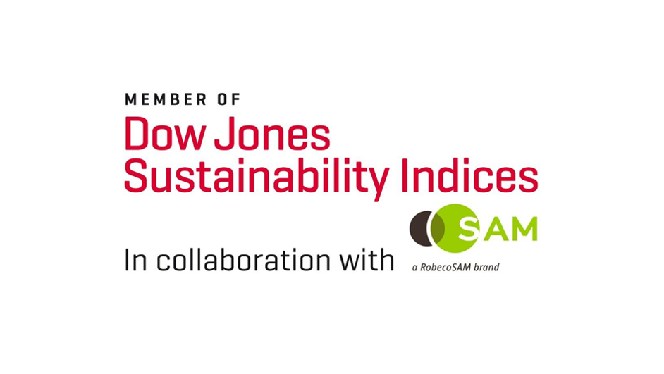Thai Union ranked NO. 1 in Food Product Index of the Dow Jones Sustainability Indinces (DJSI) for the 2nd year in a row
